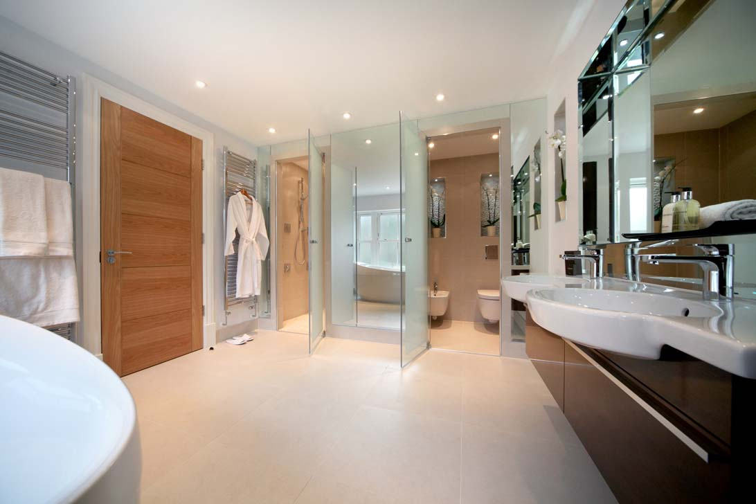 Pine Acre Master Bath