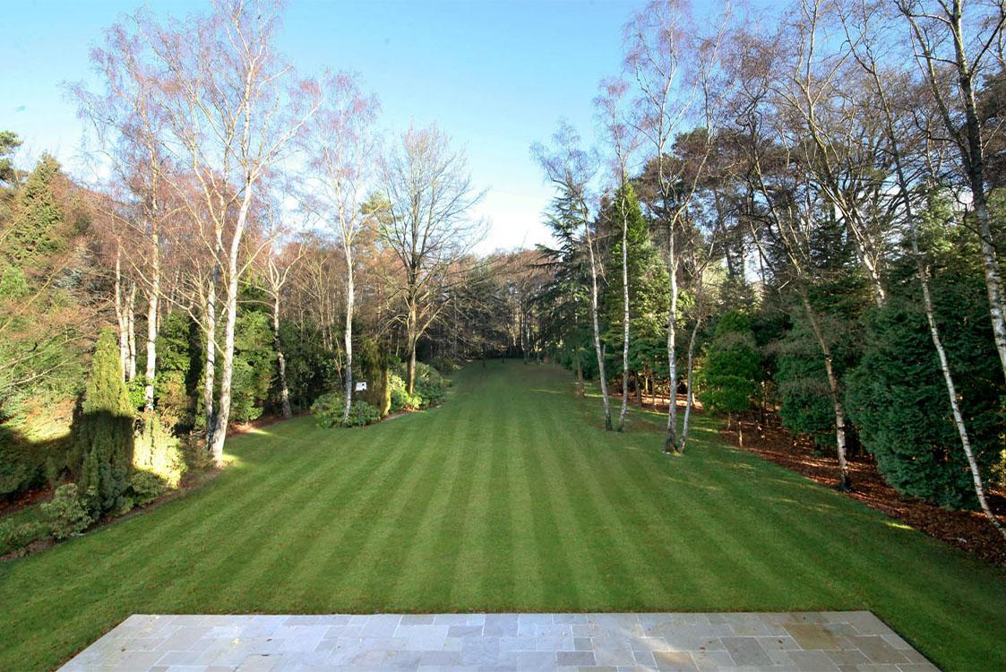 Queen Acre Garden